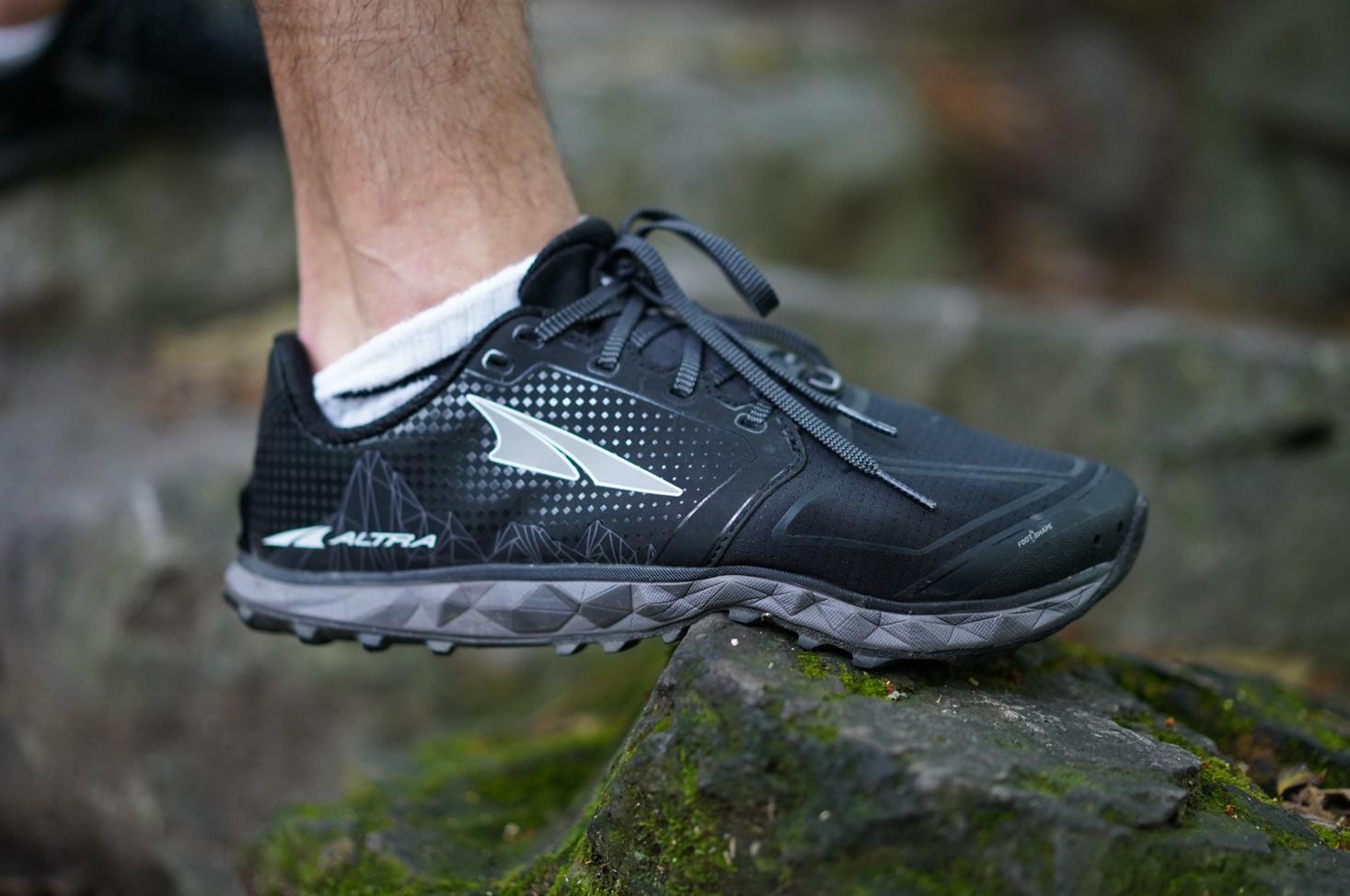 轻量型越野鞋—Altra Superior 4.0测评