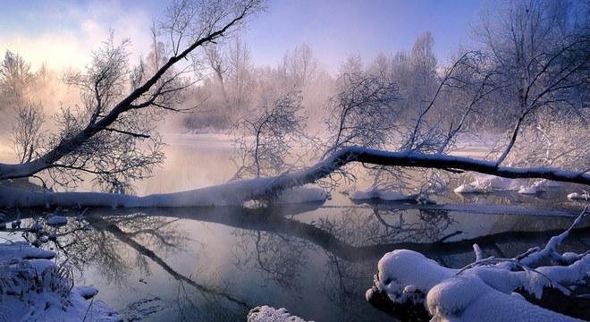 中国根河国际冷极冰雪马拉松