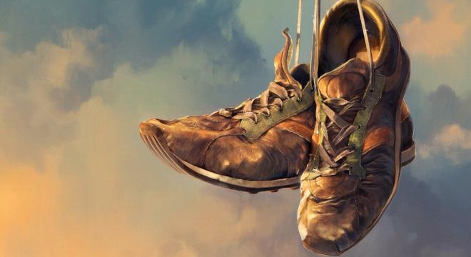 我觉得,你的这双跑鞋该过保质期了