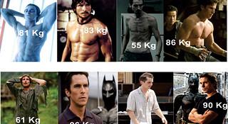热点   那些明星为戏增肥又减脂 只是胖着玩玩的吗