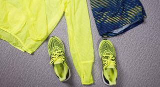 评测 | 穿上这套adidas running装备,功能和颜值都有了