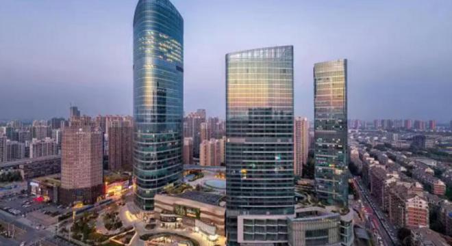 2019 国际垂直马拉松超级精英赛武汉光谷新世界站