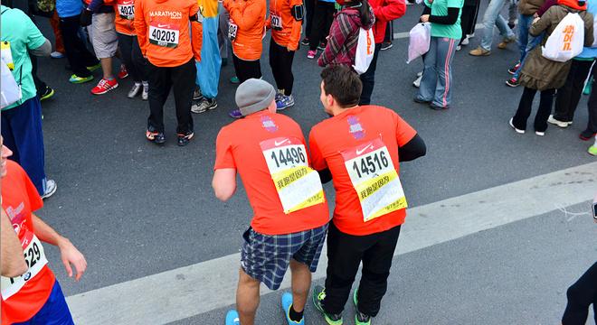 """""""跑""""完一场马拉松有多难?"""