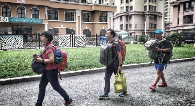 跑马读城——2018哈马游记