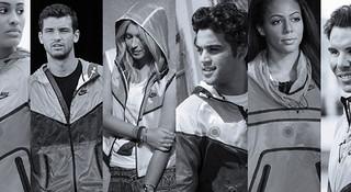 春风化羽—Nike Sportswear 推出2014年全新春夏Tech Pack