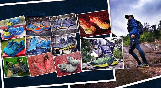 跑鞋大爆发の汇总几双我记忆深刻的跑鞋