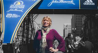 人物 | 芭比•吉布:一个在路上的文艺女青年,成为首个完成波士顿马拉松的女性