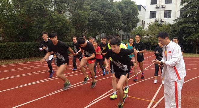 2013耐克(Nike)上海马拉松 UMT精英Pacer训练营记录(6)