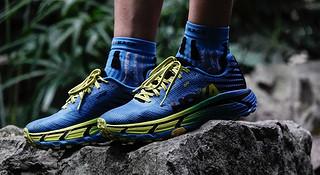 跑鞋丨HOKA ONE ONE Evo Mafate评测 极速缓冲