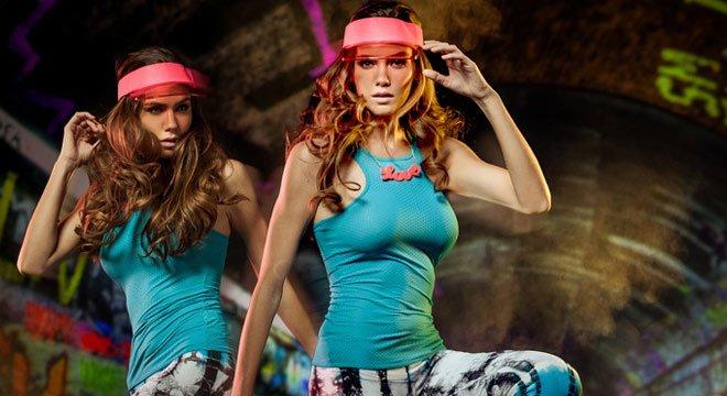 时尚新宠—健身运动服装趋势