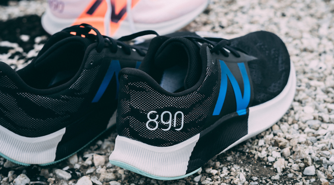 跑鞋评测|冷硬作派 New Balance 890V8