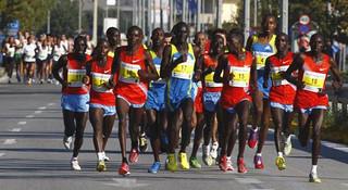 非洲天团的秘密何在?—马拉松世界纪录那点事儿