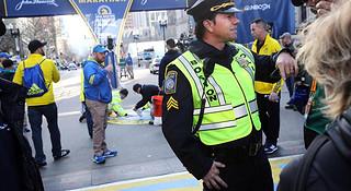波士顿梦想 | 手撕变形金刚的马克 乱入波士顿马拉松