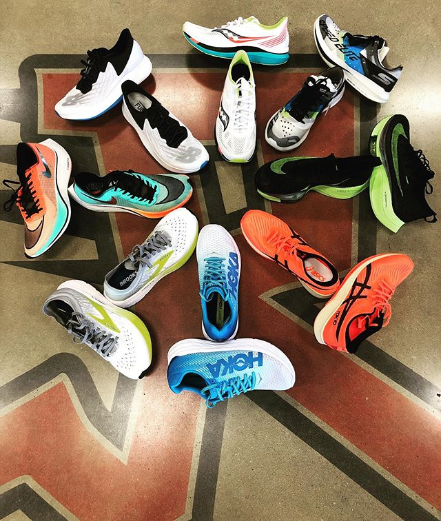 """2020年春季跑鞋新品盘点:没有碳板就是""""技不如人""""吗?"""