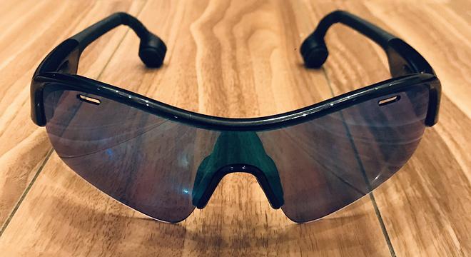 脑洞临盆力:韶音REVVEZ骨传导运动太阳眼镜评测