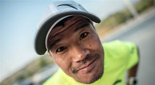 中国跑者 | 陈盆滨:我只会做的一件事就是跑步