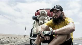 人物 | 跑步穿越美洲大陆 Jamie Ramsay的远征