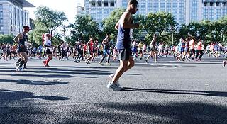 北马最终线路图公布 马拉松赛季高峰期到来| 跑圈十件事
