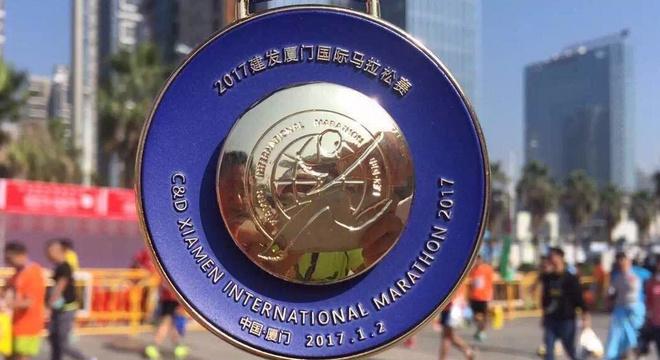 2017建发厦门国际马拉松赛免费名额   漫跑环岛路