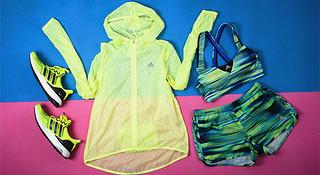 评测 | adidas Running装备,貌美又兼具功能的排列组合