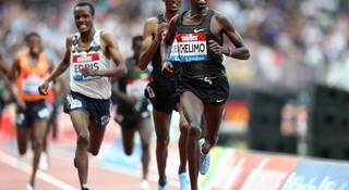 里约奥运会银牌得主半马首秀获第三 | 跑圈十件事