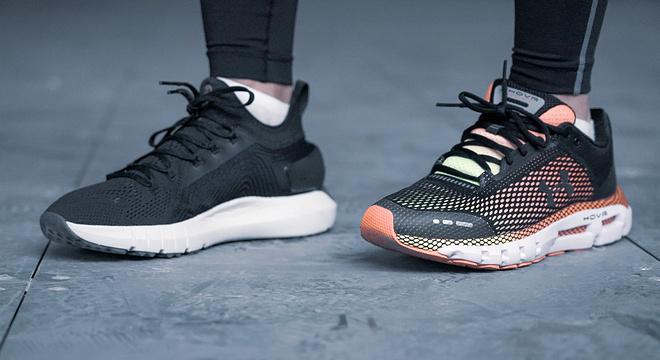 跑鞋 | 无穷与幻影:UA HOVR Infinite vs HOVR Phantom SE 极致缓冲的双重定义