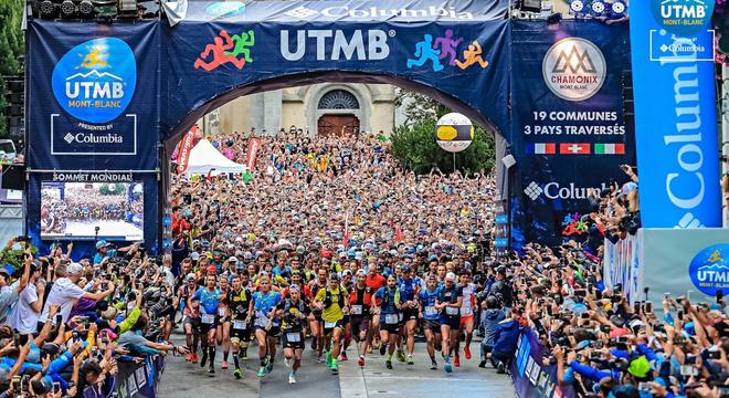 闪耀勃朗峰之巅,决胜UTMB®️极限征途 ——2019 Columbia UTMB®环勃朗峰超级越野赛圆满收官