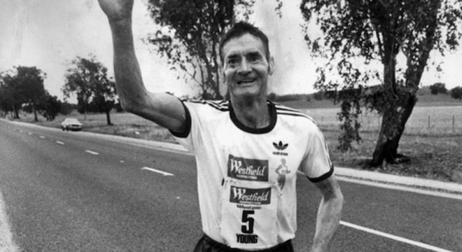 人物   5天15小时4分钟,从悉尼跑到墨尔本,疯狂老农夫的875公里