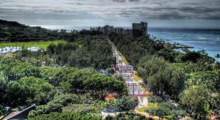 去夏威夷跑火奴鲁鲁马拉松的四个理由