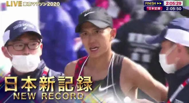 2:05:29!大迫杰打破日本国家纪录!