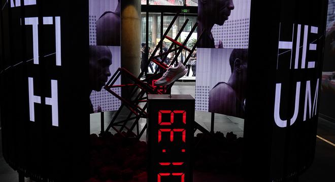 现场 | 探店耐克上海001 House of Innovation 除了网红试衣间还有什么值得逛的