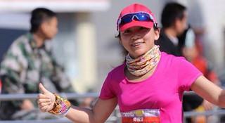人物 | 陈雪滢:不和跑步争时间