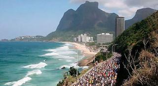 狂欢第二波,2014巴西里约热内卢马拉松