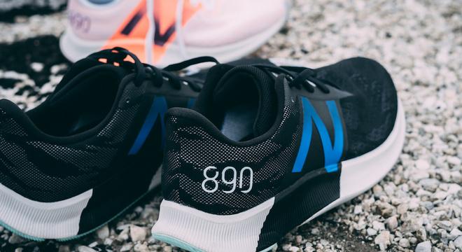 跑鞋|冷硬作派 New Balance 890V8