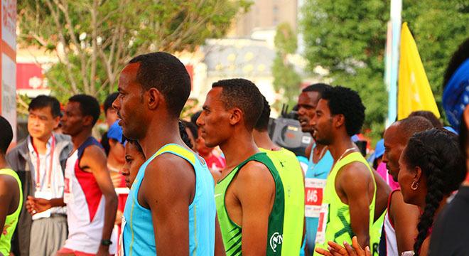 回顾 | 首届宁波马拉松的台前幕后,作为选手应该了解