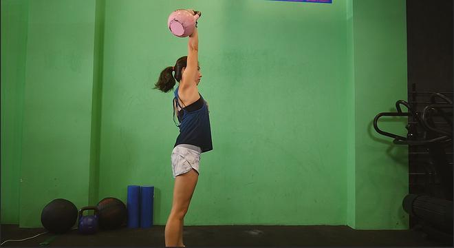 跑步輕松學 | 五分鐘壺鈴訓練