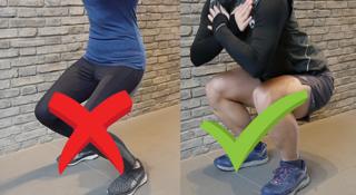 跑步轻松学 | 为什么95%的人都做不好深蹲这个动作?