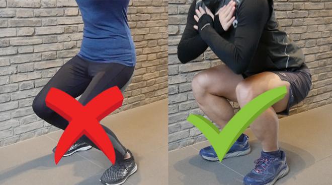 跑步輕松學 | 為什麼95%的人都做不好深蹲這個動作?