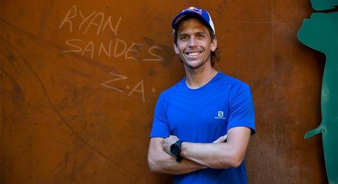 南非超级越野跑者26小时居家跑完100英里!
