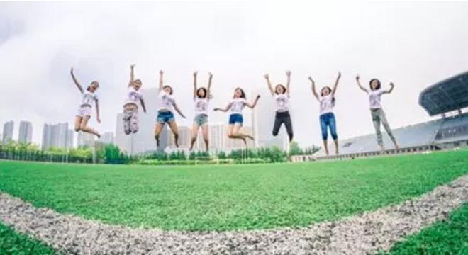 2019长安大学城国际半程马拉松