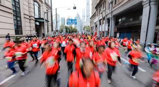 深度 | 北马VS上马 中国最好的马拉松应该是什么样的