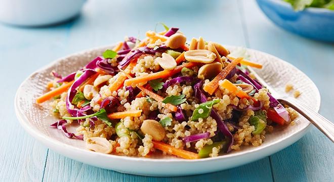饮食 | 沙拉界的新晋网红 藜麦特别在哪儿呢