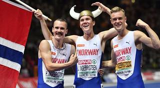 世界上跑的最快的三兄弟 | 跑圈十件事