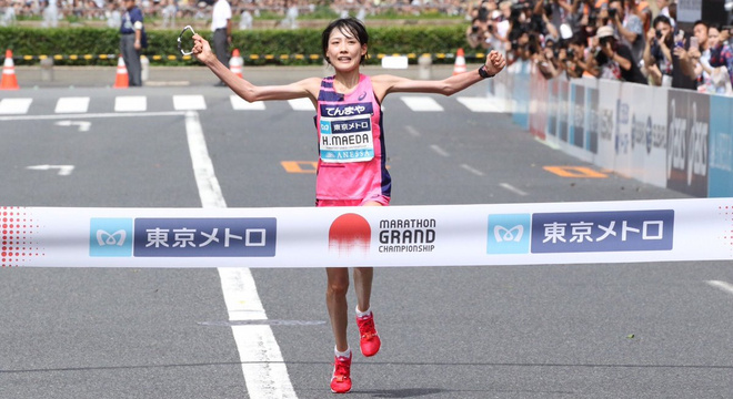 人物 | 前田穗南 长腿女神进击的奥运梦