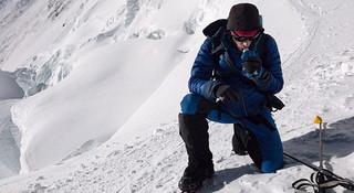 热点 | K天王终于登上了珠峰 但也许他还会再来一次