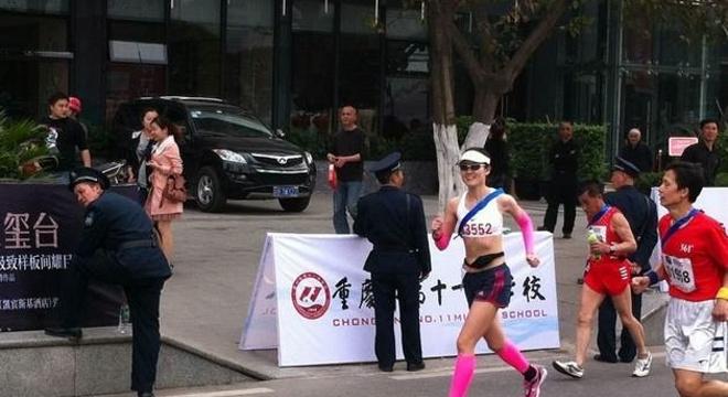 马拉松一年级生【二】 为何去跑马拉松