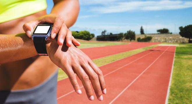 跑步为什么要戴运动手表