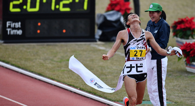 赛道速读 | 服部勇马2:07:27福冈夺冠 中国马拉松联赛即将上线
