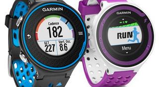 Garmin发布新款GPS手表Forerunner 620和Forerunner 220