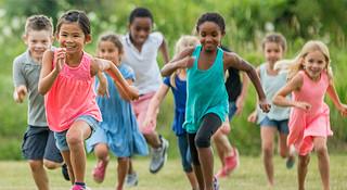 儿童节 | 让孩子们爱上跑步有多难?